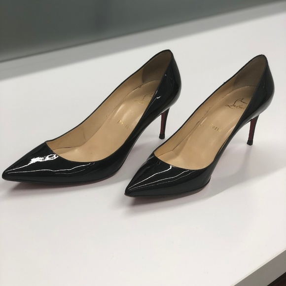c65f9e8ca00 Christian Louboutin Decollete 554 70 mm